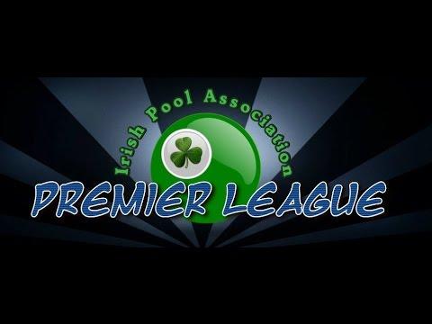 Madigan V O'Hara - Irish Premier Pool 2015/2016