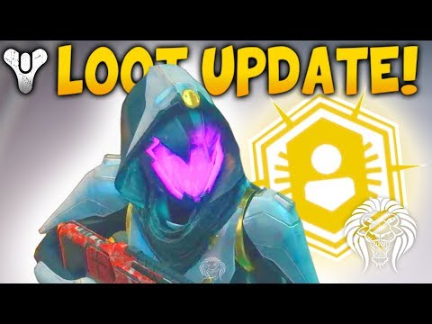Destiny 2: LOOT UPDATE & DLC CHANGES! Xur Upgrades, Enhancements, Raid Mystery & Osiris Gear