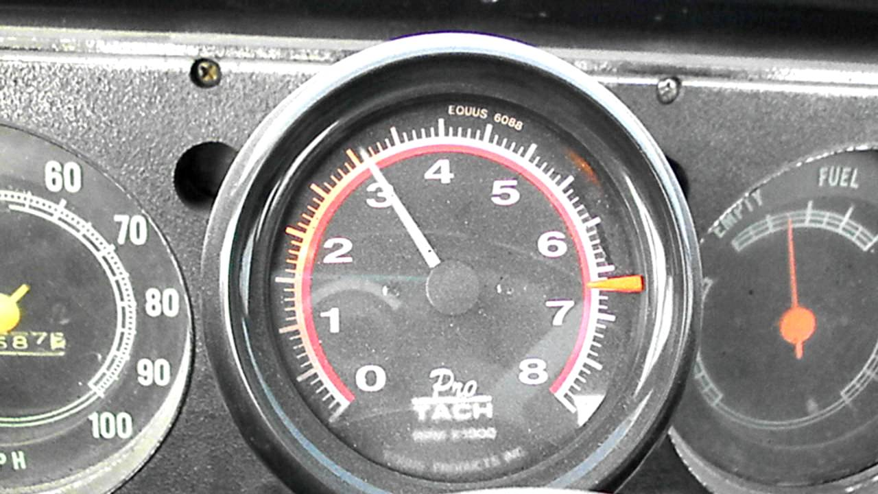 1970 Chevy C20 3500 Stall Youtube Equus 6088 Tach Wiring Diagram