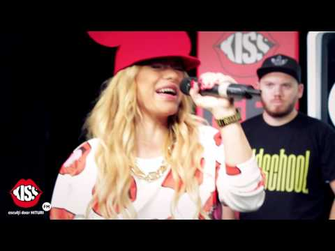 R.A.C.L.A. feat. Anda Adam - Nu te-am uitat (Live @ KissFM)