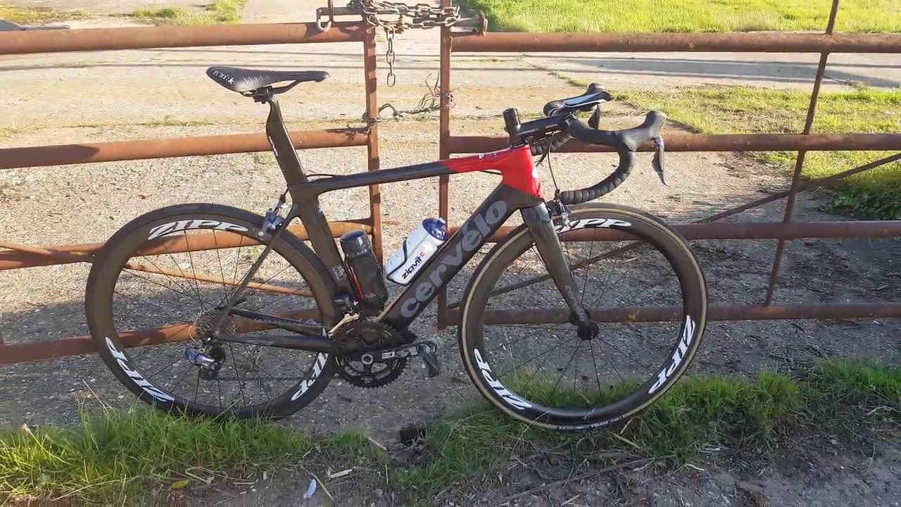 936e69ef491 Cervelo S3 Ultegra Di2 - First Ride Thoughts. Joe's Cycling Reviews