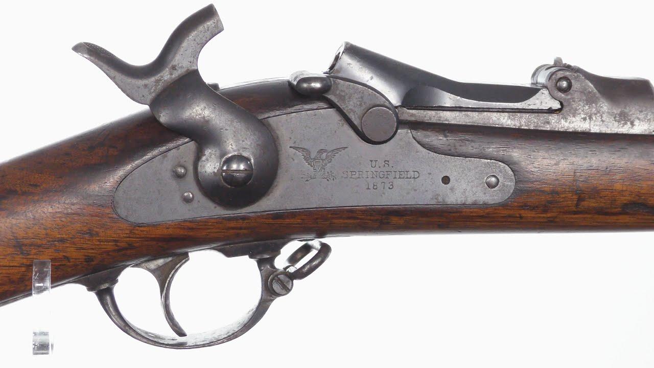 Springfield Armory 1873 Trapdoor