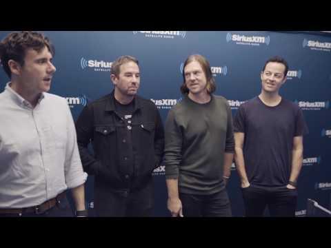 Jimmy Eat World's Alt Nation Ping Pong Throwdown // SiriusXM // Alt Nation