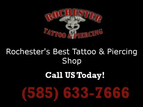Tattoo shops in rochester ny youtube for Tattoo shop rochester ny