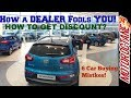 Car Dealer Traps - New Car Buying Mistakes - हिन्दी में - How to discount?