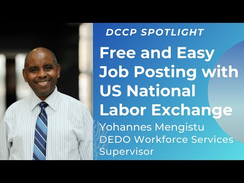 Free and Easy Job Posting with US National Labor Exchange