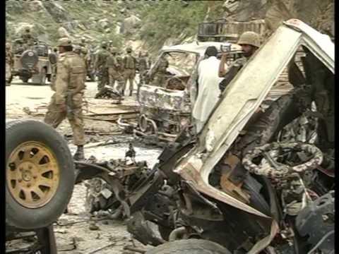 Pakistan militants vow revenge over Swat offensive