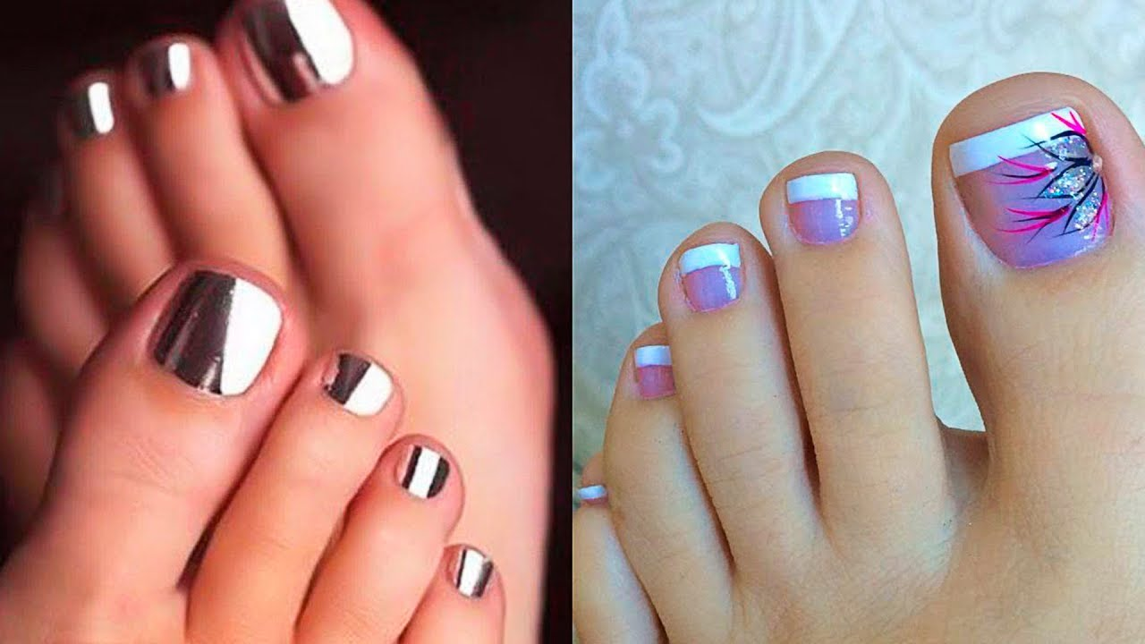 Unas De Los Pies Decoradas UÑas Decoradas Para Pies 2018 Solo Girls