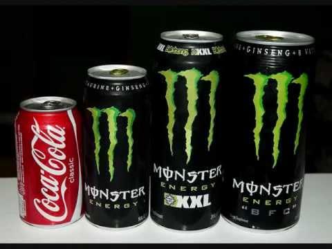 Monster Energy Drinks TRUTH - YouTube