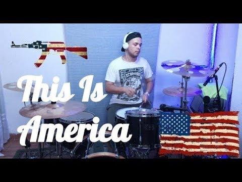 Childish Gambino - This is America (Only drum)