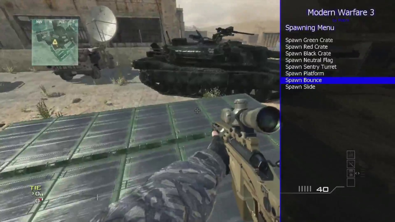 Matrix MW3 Host/Pre-Game & Azza Mod Menu JTAG/RGH (ALL CLIENT STATS,  DERANK, RANK, ELITE CAMOS