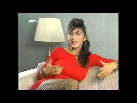 Sabrina - Norma Sabrina Salerno - Interview at Super Channel 1988 , 720p