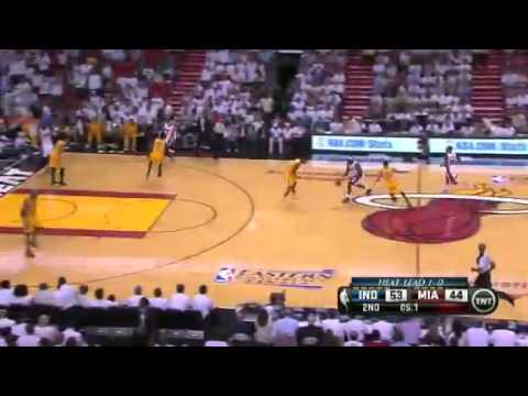 Indiana Pacers WIN  Vs Miami Heat Game 2   Eastern Final (2013)