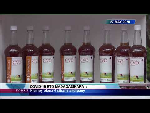 VAOVAO DU 27 MAI 2020 BY TV PLUS MADAGASCAR