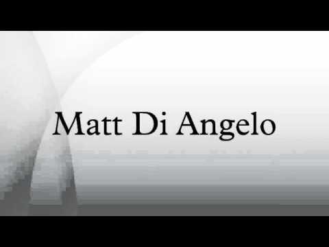 Matt Di Angelo