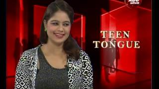 Teen Tongue with Singer Sunil Singh Thakuri by Sharada Thapa