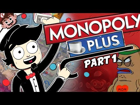 WELCOME BACK TO MONOPOLY!   How Tough Are Ya? (Monopoly Plus - Part 1)