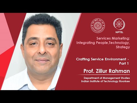Lecture 25 - Crafting Service Environment - Part 1