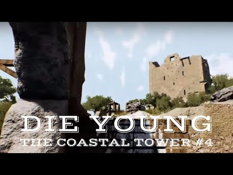 Die Young: The Coastal Tower - (New Parkour/ Horror/ Survival Game) #4