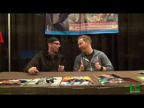 Lotus Comics meets Chris Owen