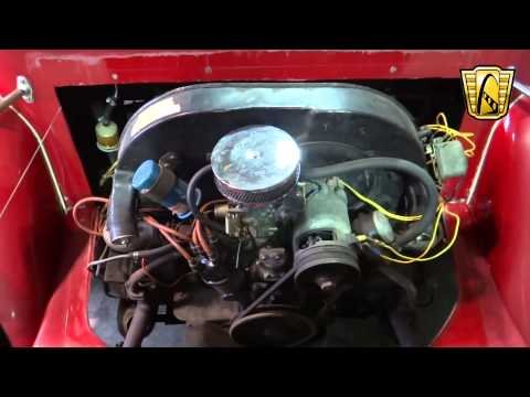 1953 MG Replica - #6113 -Gateway Classic Cars St. Louis