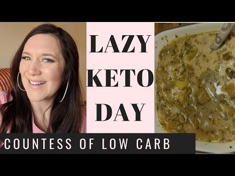 Lazy Keto Eating W/ Keto Crockpot Recipe For Slow Cooker