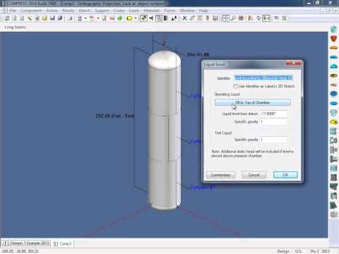 COMPRESS Pressure Vessel Software Overview
