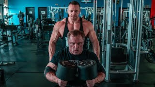 Chest Workout with John Meadows - Icy Hot Testicles, Competing Again, Being Judged By How I Look