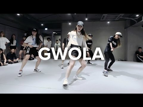 Gwola - Honey Cocaine / Sori Na Choreography