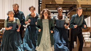 Official Clip | Jane Leaves Home | National Theatre at Home: Jane Eyre