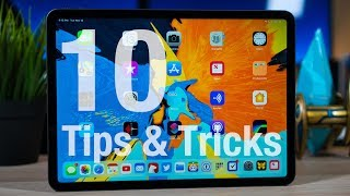 iPad Pro (2018) - 10 TIPS & TRICKS!