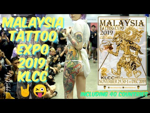 Malaysia Tattoo Expo 2019 [Cinematic]🤘