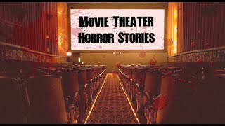 3 Disturbing TRUE Movie Theater Stories - Vol. 2