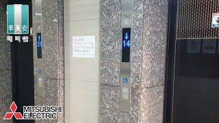 수원시 영통구 래미안영통마크원 2단지 미쓰비시엘리베이터…