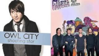 Owl City vs. Maroon 5 - Shooting Payphones (MASHUP)