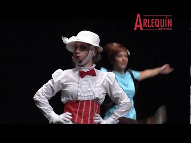 SUPERCALIFRAGILÍSTICO – EL MUSICAL FAMILIAR DEL AÑO en el teatro Arlequín Gran Vía