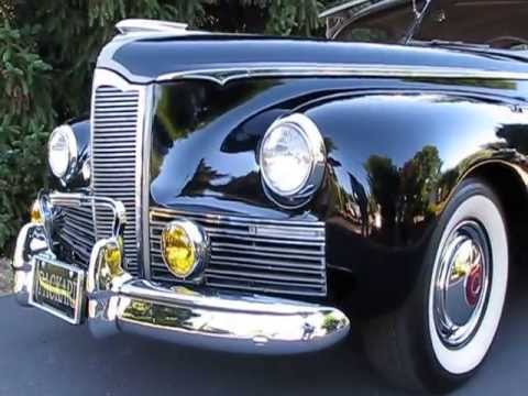 1941 Packard Clipper Sedan Walk Around