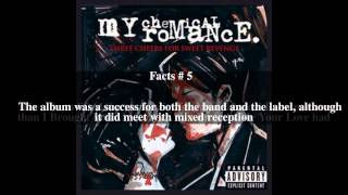 Three Cheers for Sweet Revenge Top # 8 Facts