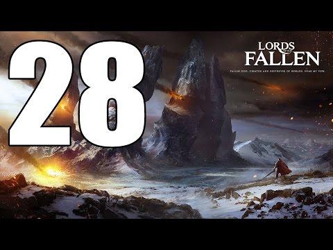 Lords of the Fallen - Walkthrough Part 28: Antanas, the Judge