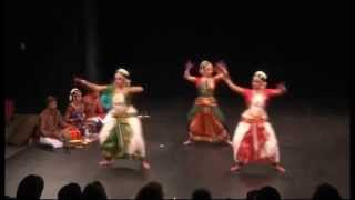 Ancient Salutations: A Symposium on Classical Indian Dance with Ramya Ramnarayan