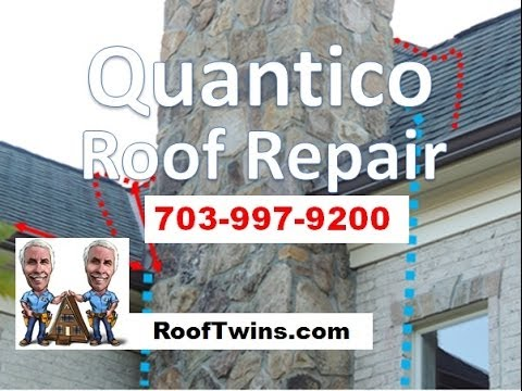 Quantico Roof Repair | 703-997-9200 | Roof Twins