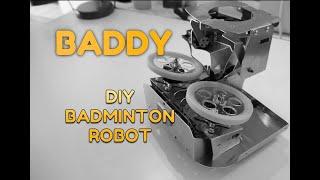 BADDY - Tutoriel de montage - 8 - boitier et pieds