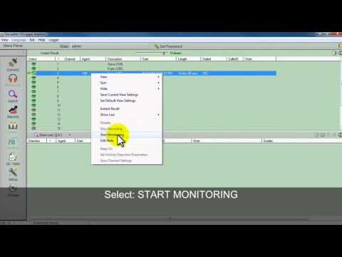 Live Phone Call Monitoring with Call Recording Software