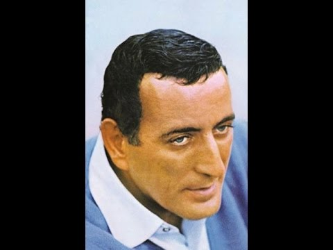 """TONY BENNETT """"JUST IN TIME"""" (Jule Styne, Betty Comden & Adolph Green) BEST HD QUALITY"""