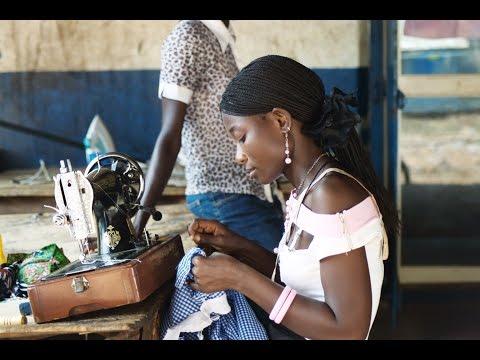THE CLOTHING STORE (Sankofa: A Journey Through Afrika Part II)