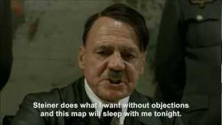 Hitler Plans To Ignore Jodl
