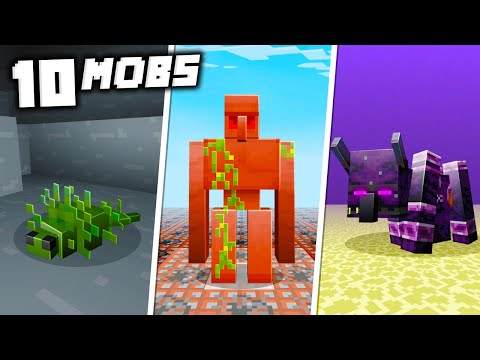 10 Minecraft Mobs Could Be in Minecraft 1.17!