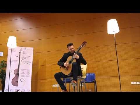 Eduard Leata plays introduction and caprice by Giulio Regondi