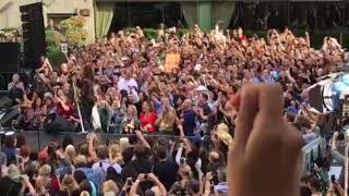 Aerosmith The Today Show 2018 Sweet Emotion