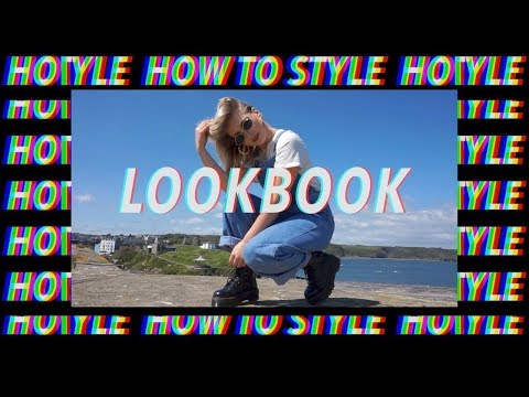 HOW TO STYLE DR MARTENS (LOOKBOOK) // BILLIE BLONDE